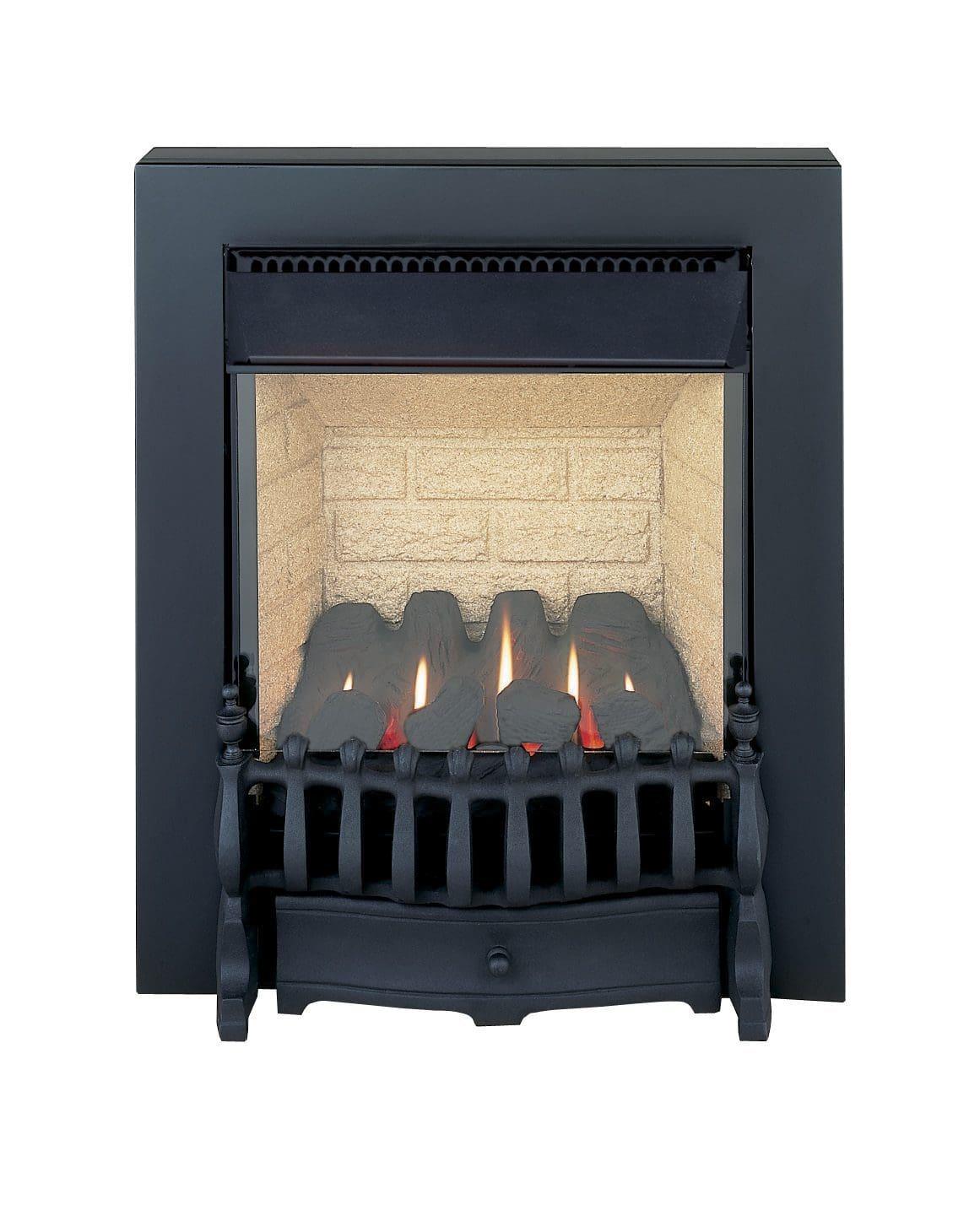 Burley Environ flueless Inset gas fire