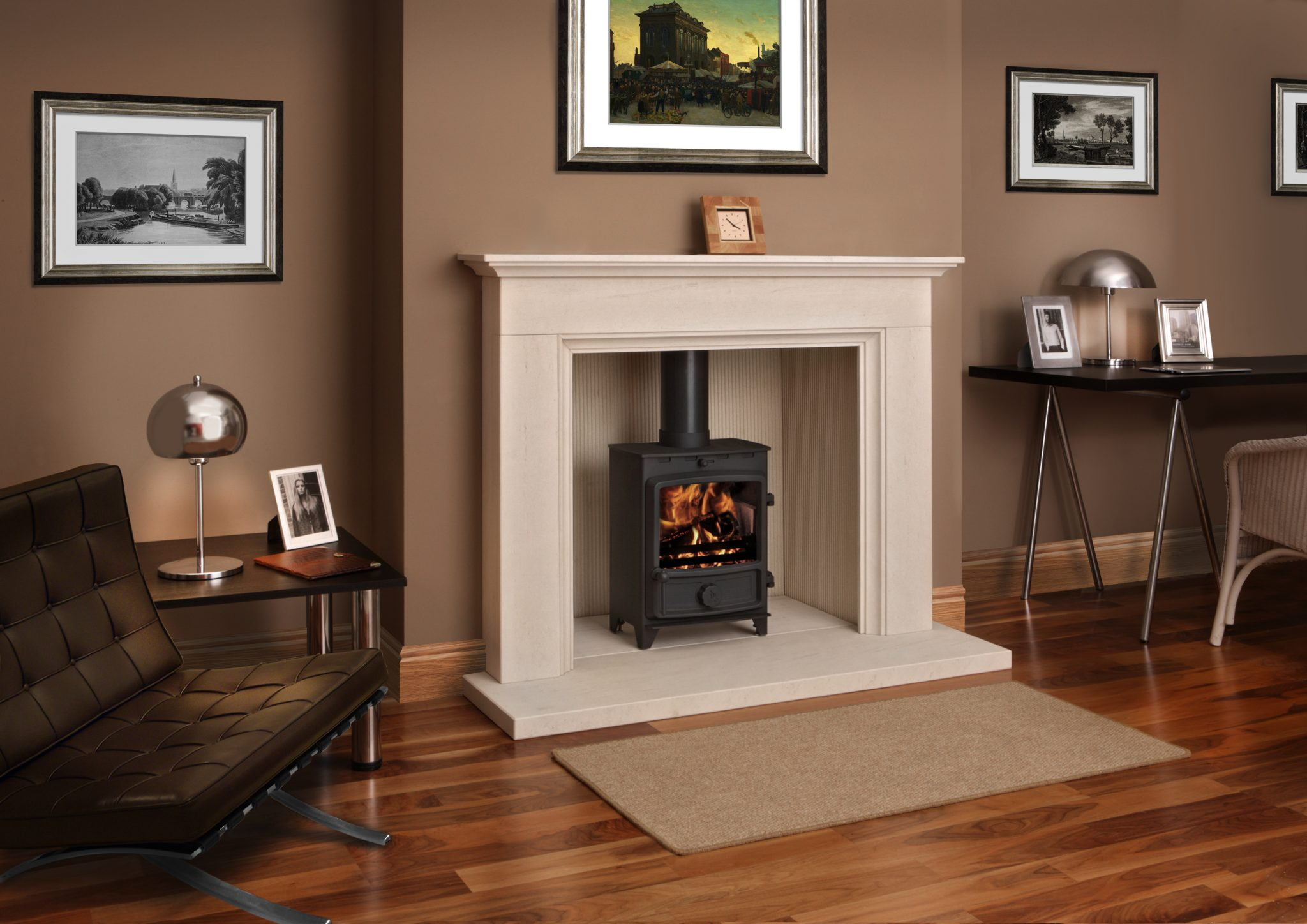FDC 4kw Wood Burning Stove