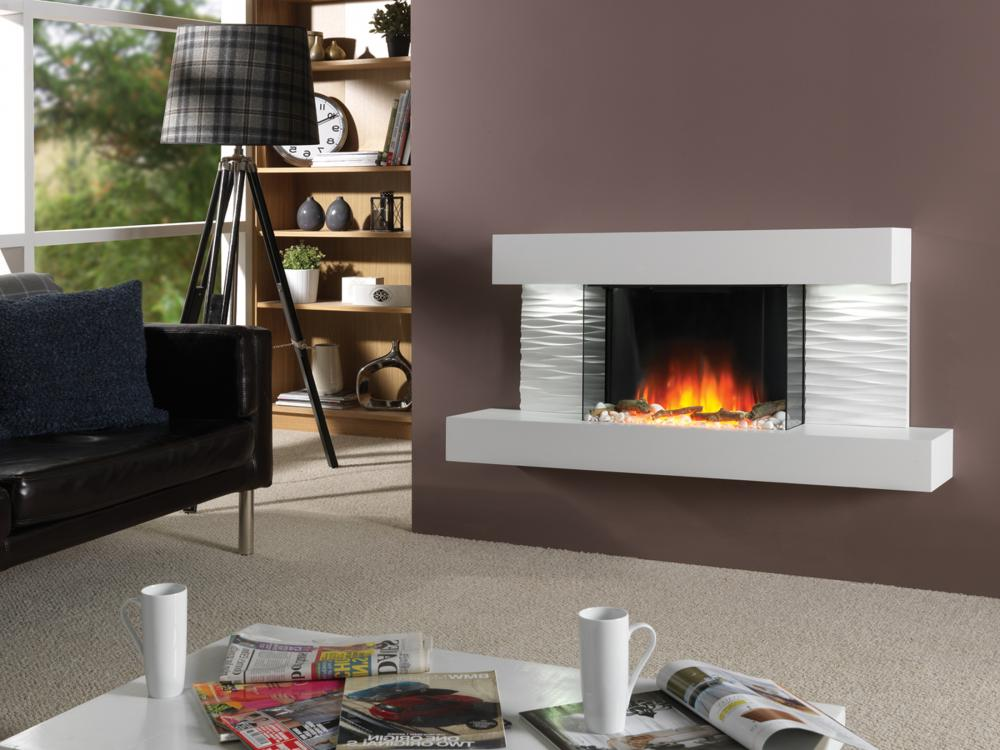 Flamerite Ador Electric Fire By The Fire