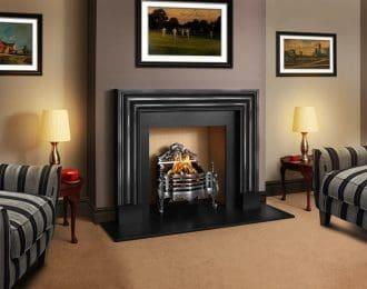 FDC Bolection Granite Fireplace