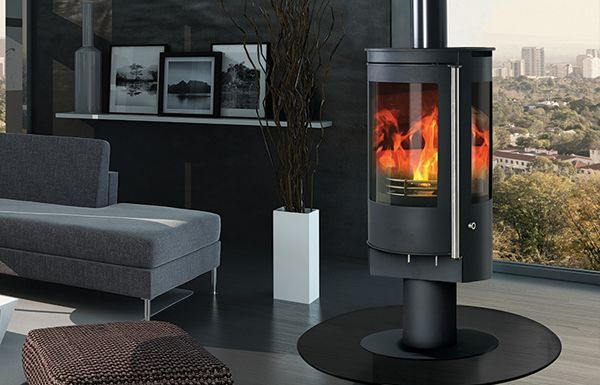 Capital Contour Midi Multi Fuel Stove
