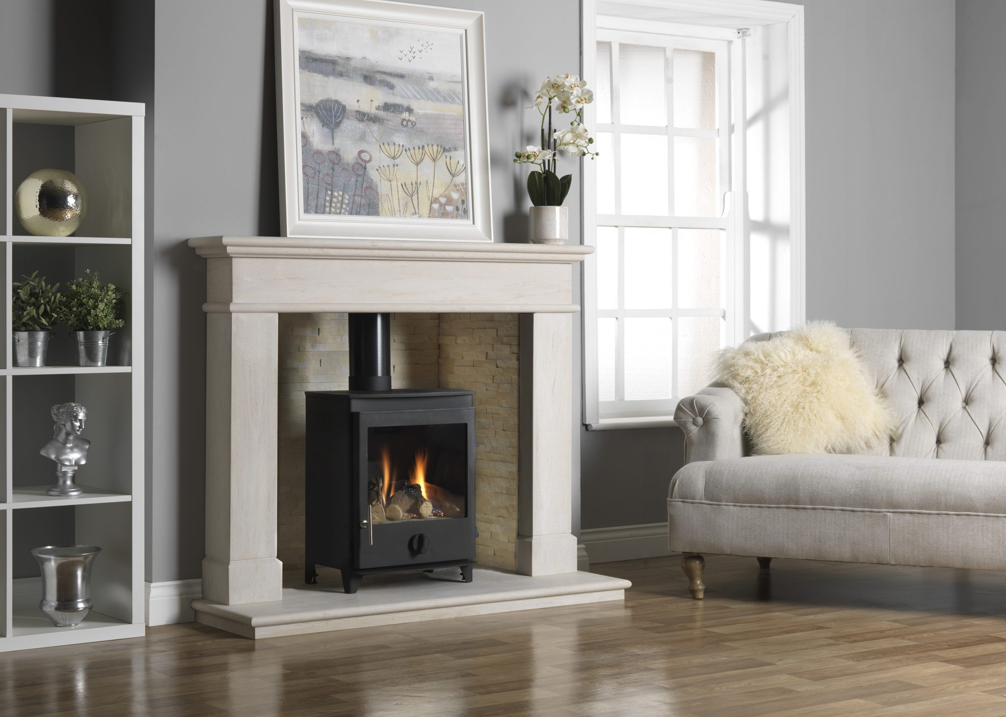 Paragon Gas stove BF or CF