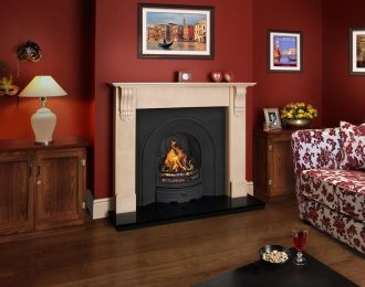 FDC Dulwich Marble Fireplace