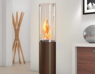 Ebios Tower Biofuel Fire