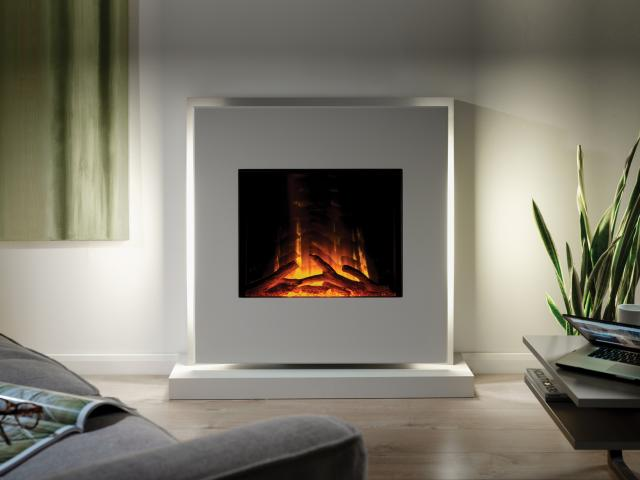 Flamerite Elara Electric Fire