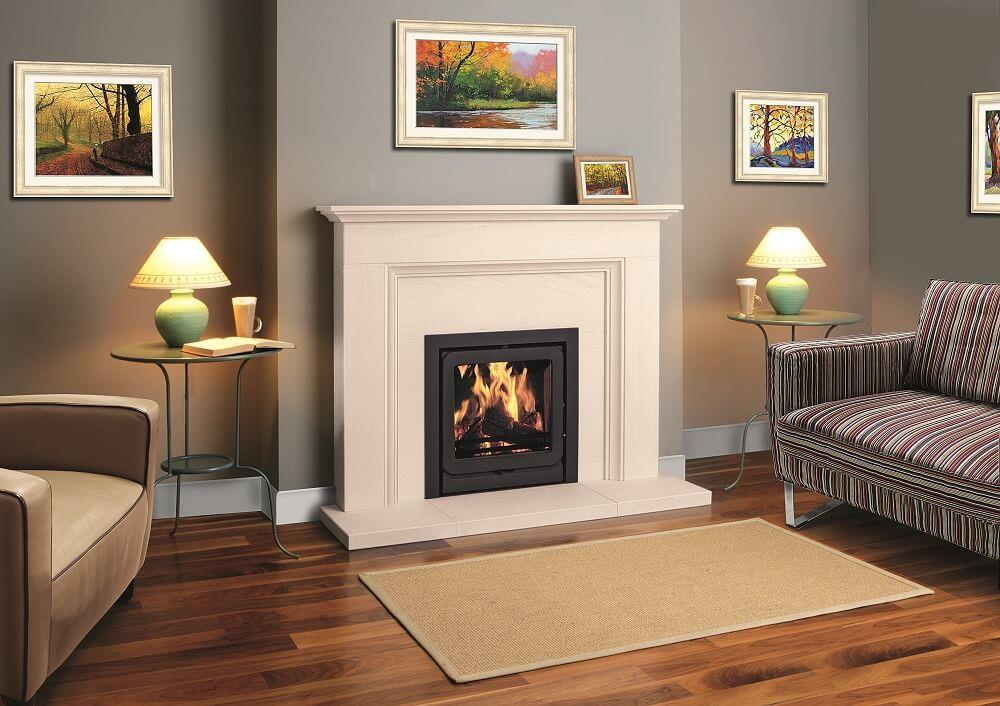 FDC 5KW Wide Inset Stove