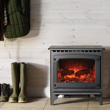 Gazco Marlborough Medium Electric Stove
