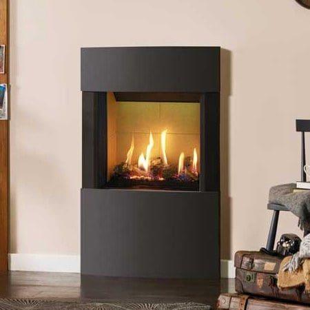 Gazco Riva2 500 HL Slimline Gas Fire | By The Fire