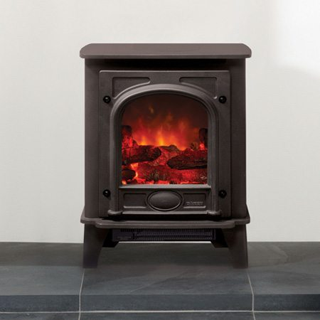 Gazco Stockton 2 Small Electric Stove