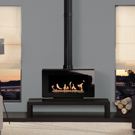 Gazco Vision Large Gas Fire