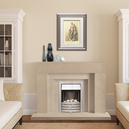 The Wallingford Bathstone Surround