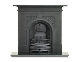 Capital Sydenham Black Fireplace