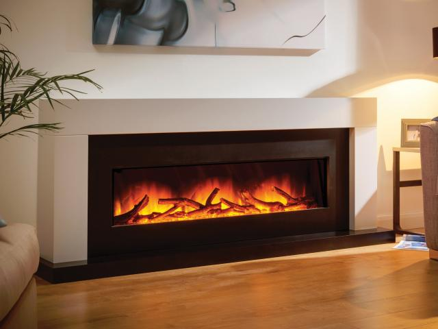 Flamerite Kayden 1300/900 Electric Suite