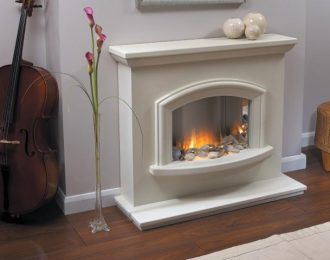 Flamerite Mercia Electric Fireplace Suite