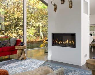 Horizon Bell XS 3 Gas Fireplace