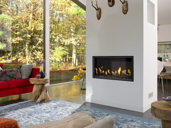 Horizon Bell XS 3 Gas Fireplace