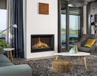 Smart Bell 90-70 Gas Fireplace