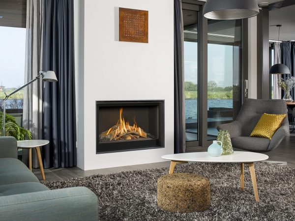 Smart Bell 90-70 Gas Fireplace