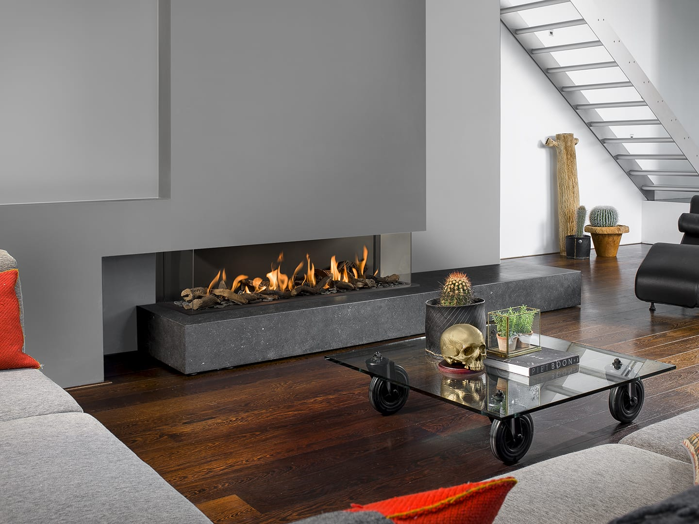 View Bell XL3 Gas Fireplace