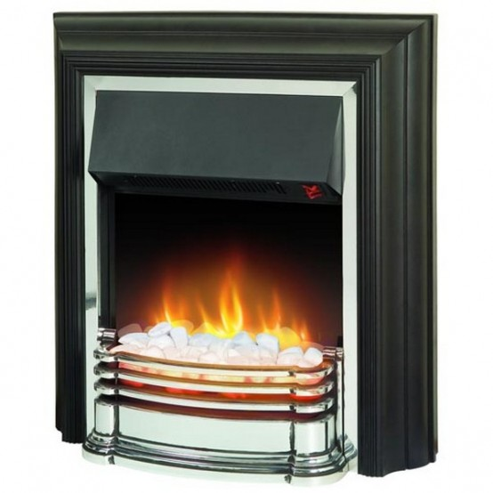 Dimplex Detroit LED Freestanding Electric Fire