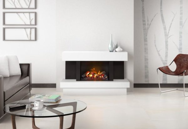 Dimplex Talia Opti-Myst Electric Suite