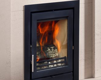 Fireline 5kw Multifuel Inset Stove Engine