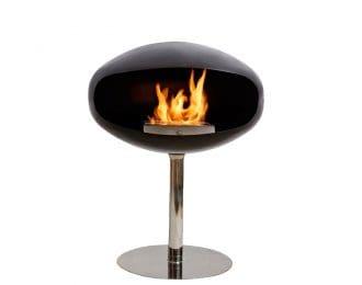 Cocoon Fires- Pedestal Standing Cocoon