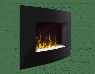 Artesia Wall Mounted Fire