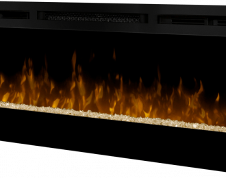 Belford Wall Mounted Fire
