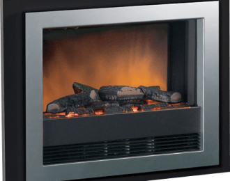 Bizet Optiflame Wall Mounted Fire