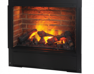 Chassis 600 Optimyst Electric Fire