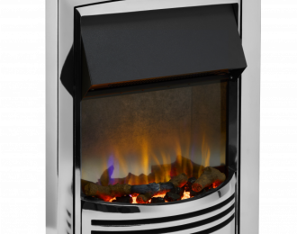 Glencoe Optiflame 3D Electric Inset Fire