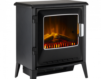 Lucia Optiflame Electric Stove