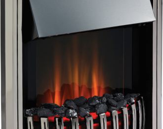 Rockport Optiflame Electric Inset Fire