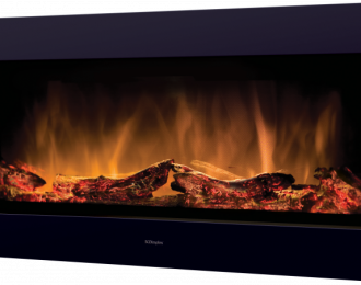 SP16 Optiflame Wall Mounted Electric Fire