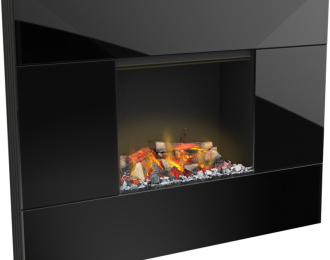 Tahoe Optimyst Wall Mounted Electric Fire