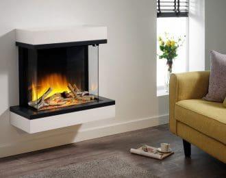 Flamerite Exo 600 Electric Fire