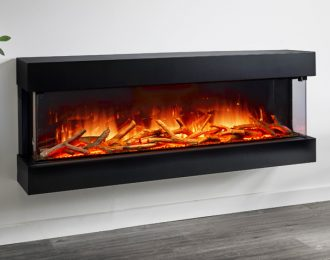 Flamerite Luca 1500 Electric Fire