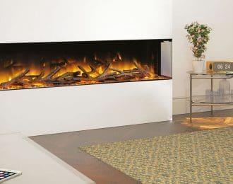 Flamerite Glazer 1500 Electric Fire