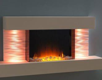 Flamerite Luma 1200 Electric Fire
