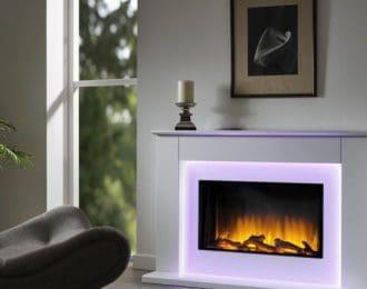 Flamerite Telisa Electric Suite