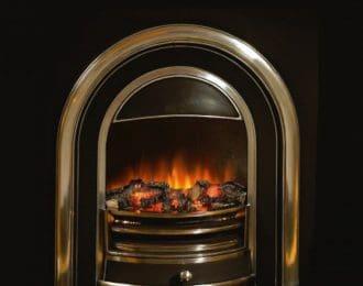 Flamerite Tennyson Cast Electric Fire