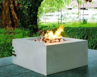 Benno Concrete Firepit