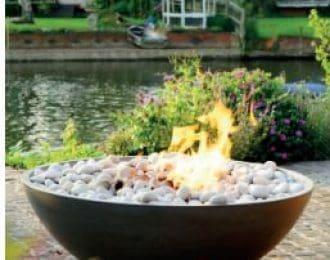 Outdoor Bespoke Astra Firebowl