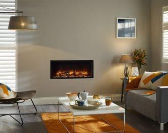 Gazco eReflex 85R Inset Electric Fire