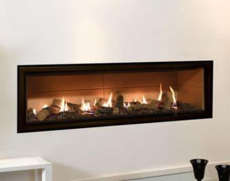 Gazco Studio 3 Glass Fronted Gas Fire