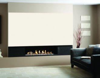 Gazco Studio 3 Open Fronted Fire