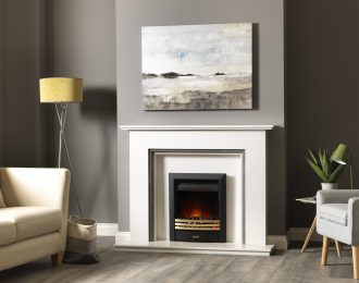Burley Shearsby Electric Fire