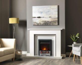 Burley The Langton Electric Fire