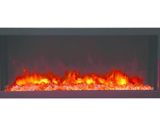 AGA Rayburn Stratus 75 Extra Slim Inset Electric Fire
